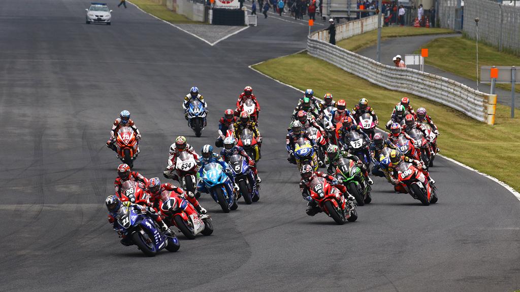 MFJ全日本ロードレース選手権